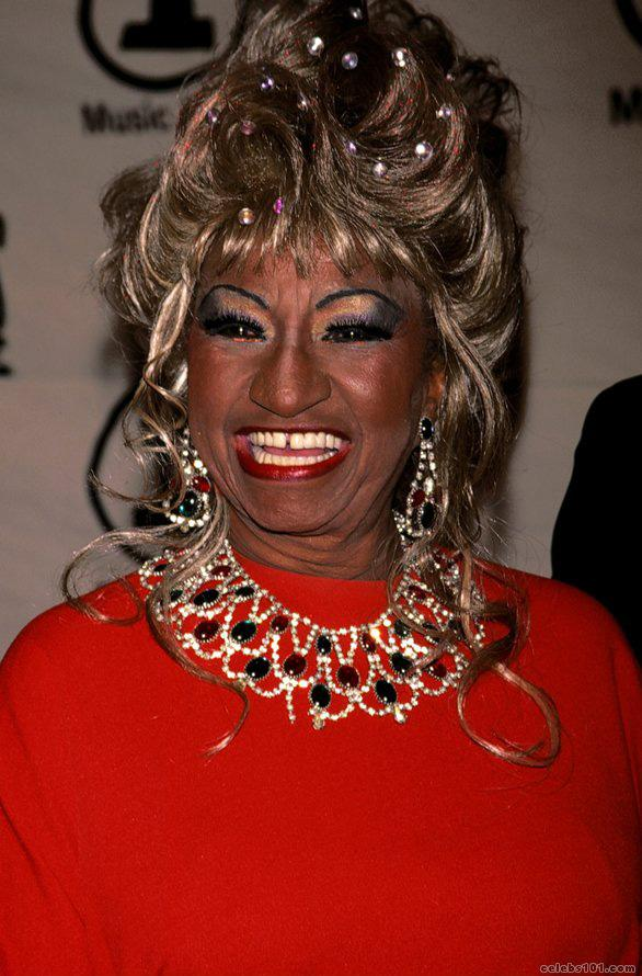 Celia Cruz - Wallpaper Colection