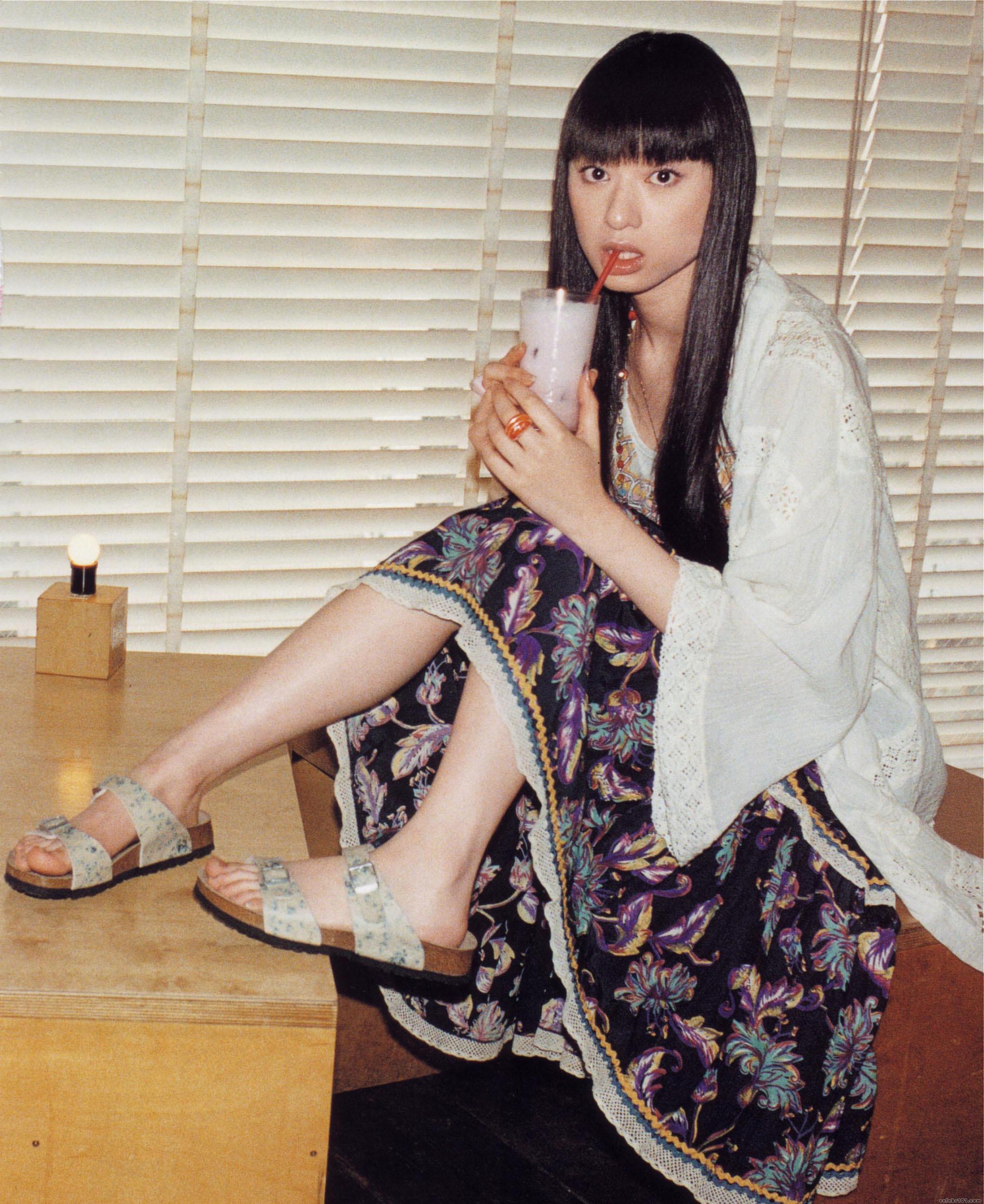 chiaki kuriyama nude Kuriyama Chiaki Nude