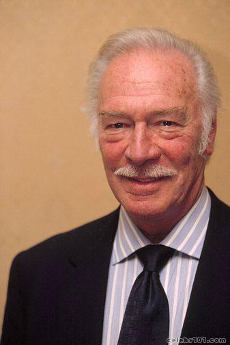 Christopher Plummer Photos