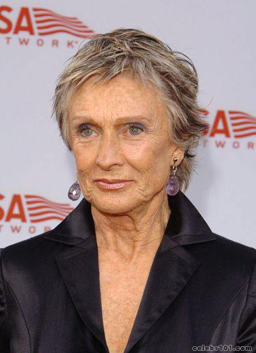 cloris leachman different hairstyles