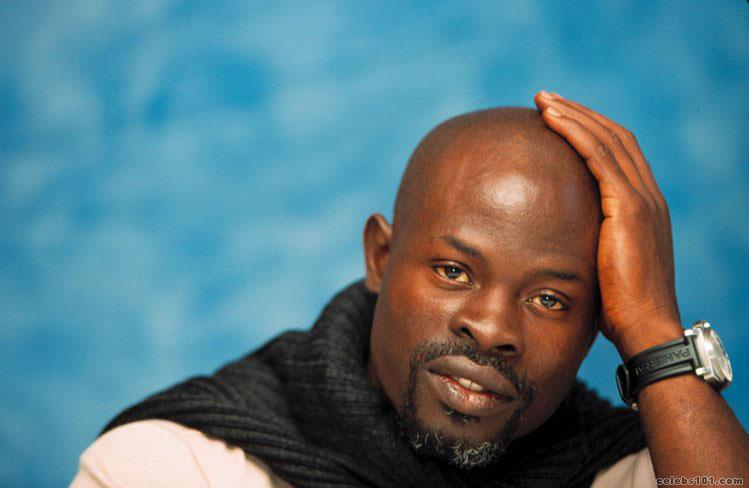 Djimon Hounsou - Wallpaper Hot