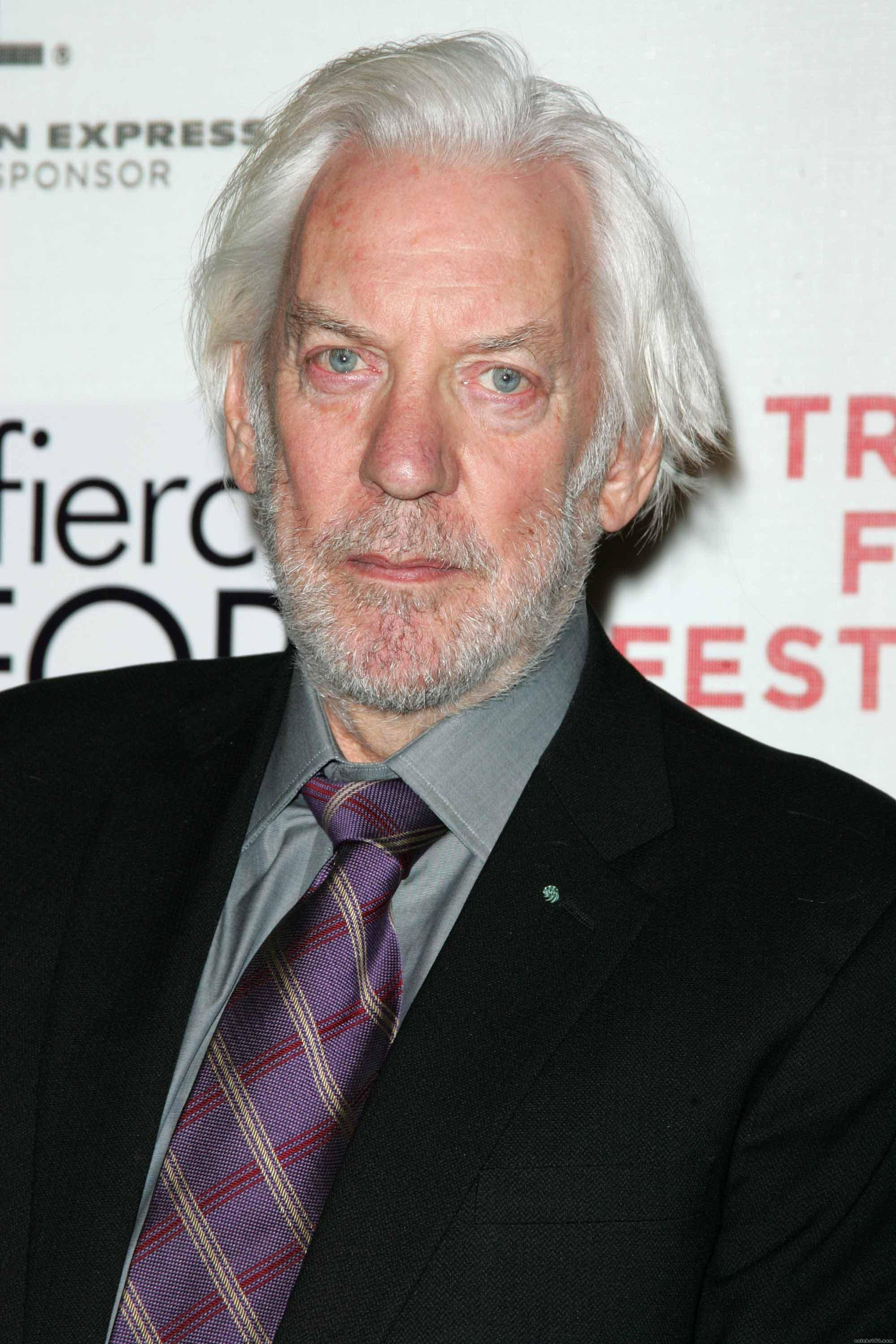 Donald Sutherland - Photo Gallery