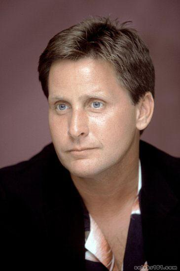emilio estevez family. emilio estevez and charlie