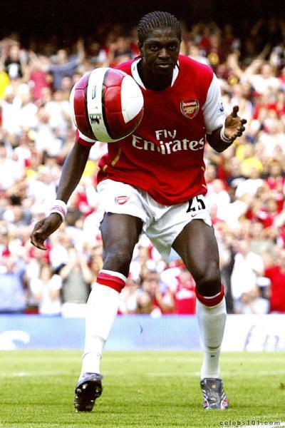 Emmanuel Adebayor Photos