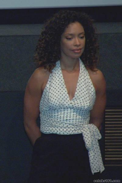 More Hot Pictures From Clips Of Gina Torres