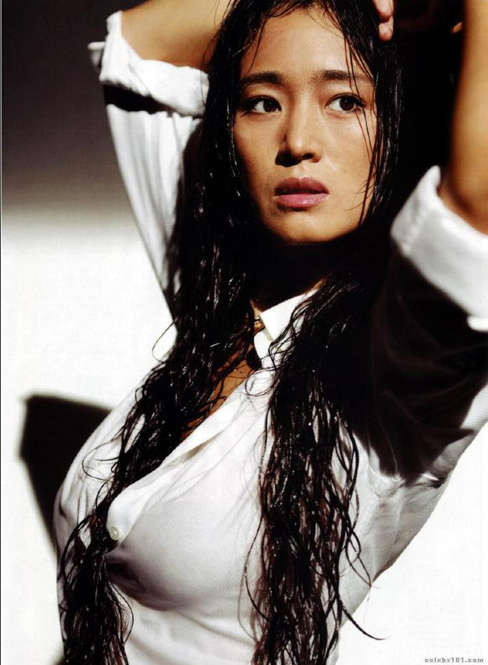 Gong Li - Wallpaper Hot