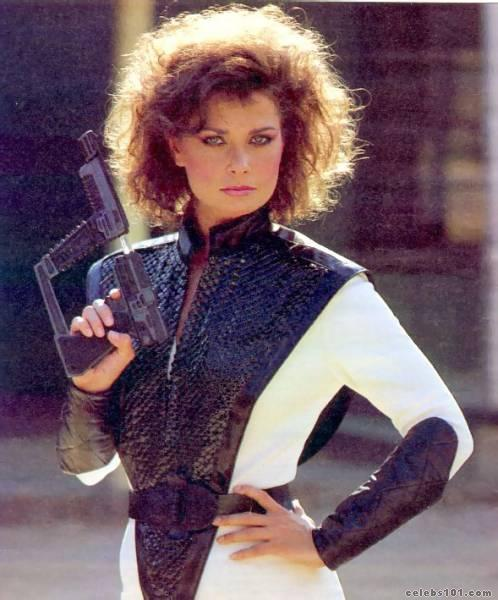 Jane Badler - Images