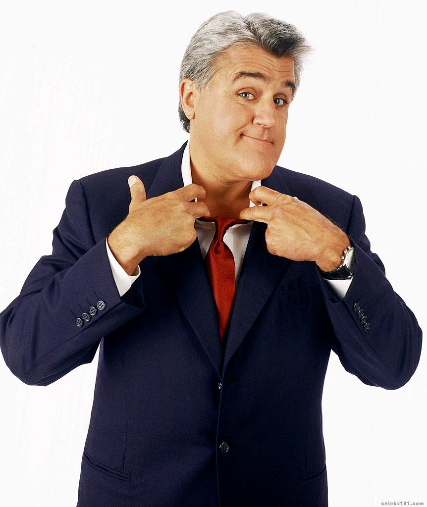 jay leno talking phone booth