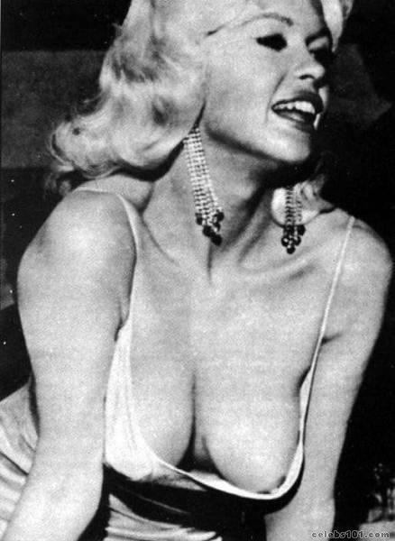 Nude marilyn mansfield