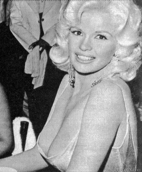 Jayne Mansfield - Wallpaper Hot