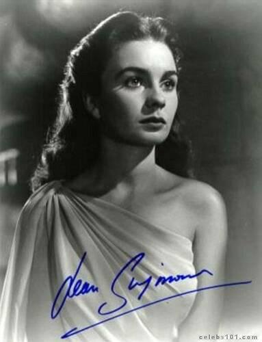 jean simmons photo 4