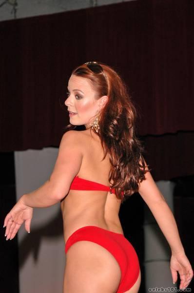 Jenna van oy in a bikini