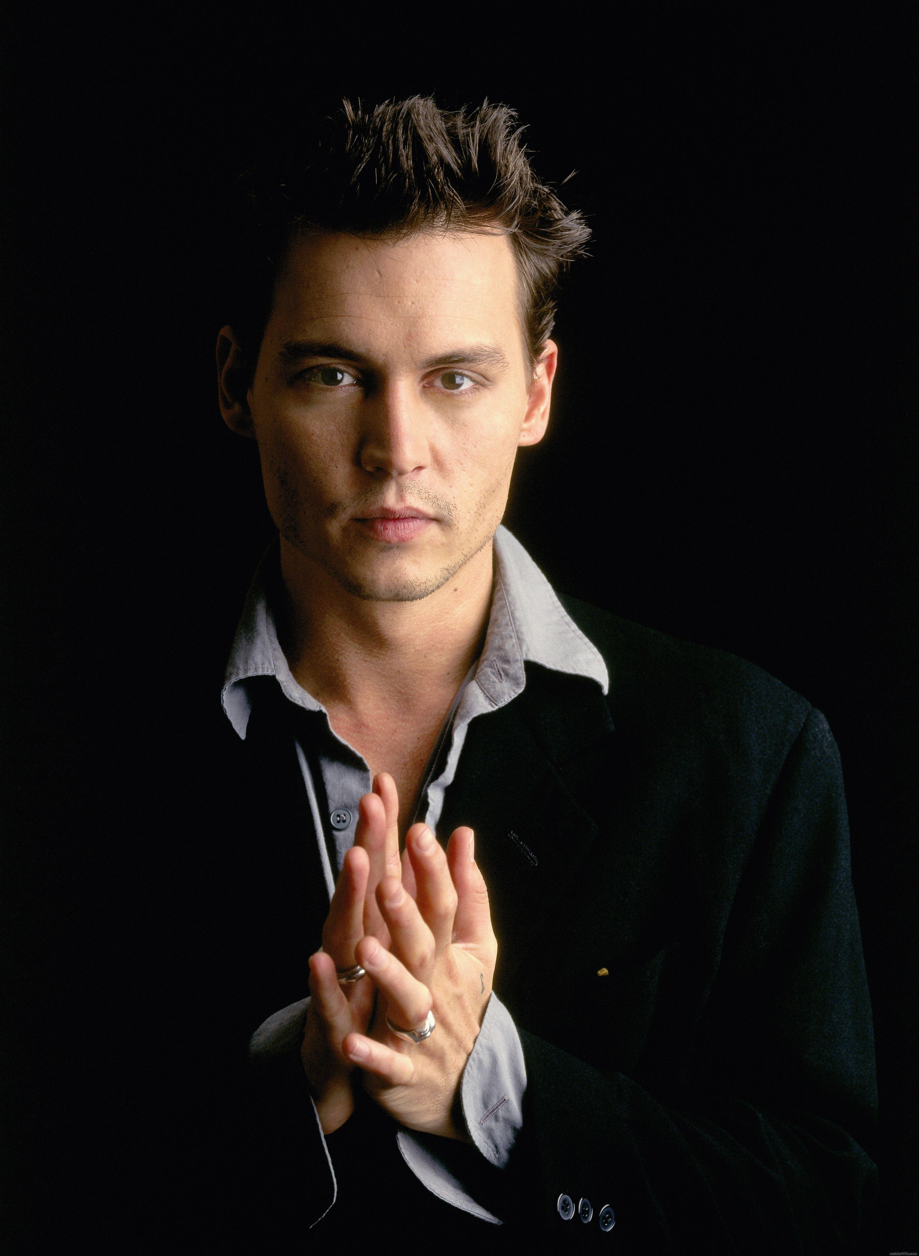 Johnny Depp - Photo Set