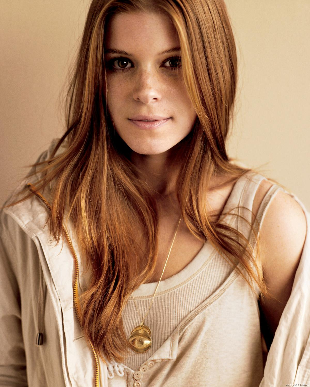 So here is Kate Mara