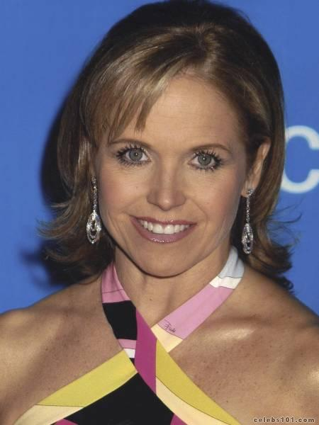 Think, that Katie couric peeing