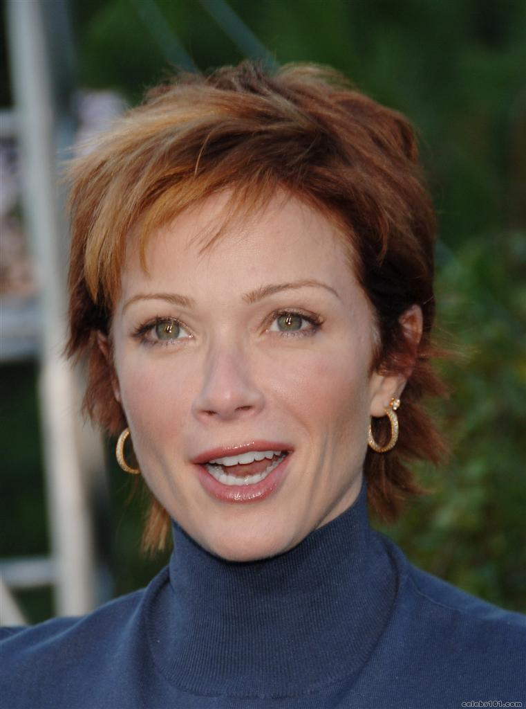 Short Hair Style Lauren Holly Short Hairstyle 2013