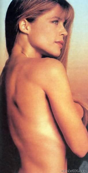 голая линда хэмилтон фото
