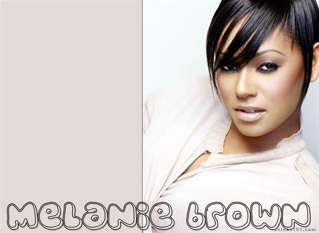 Melanie Brown Picture