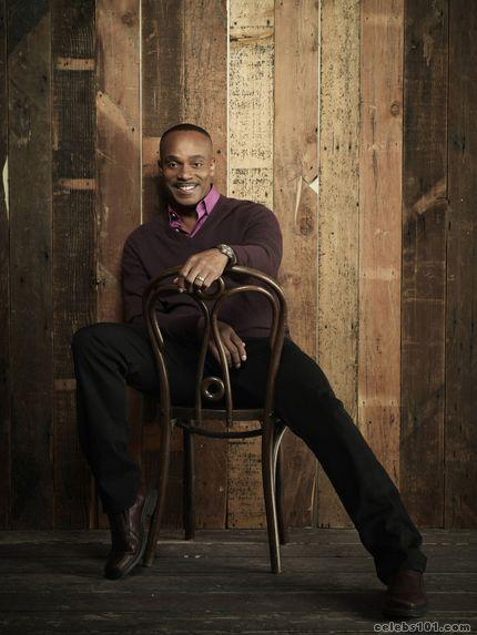 Rocky Carroll Picture