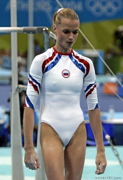 Фото русских голых спортсменок что