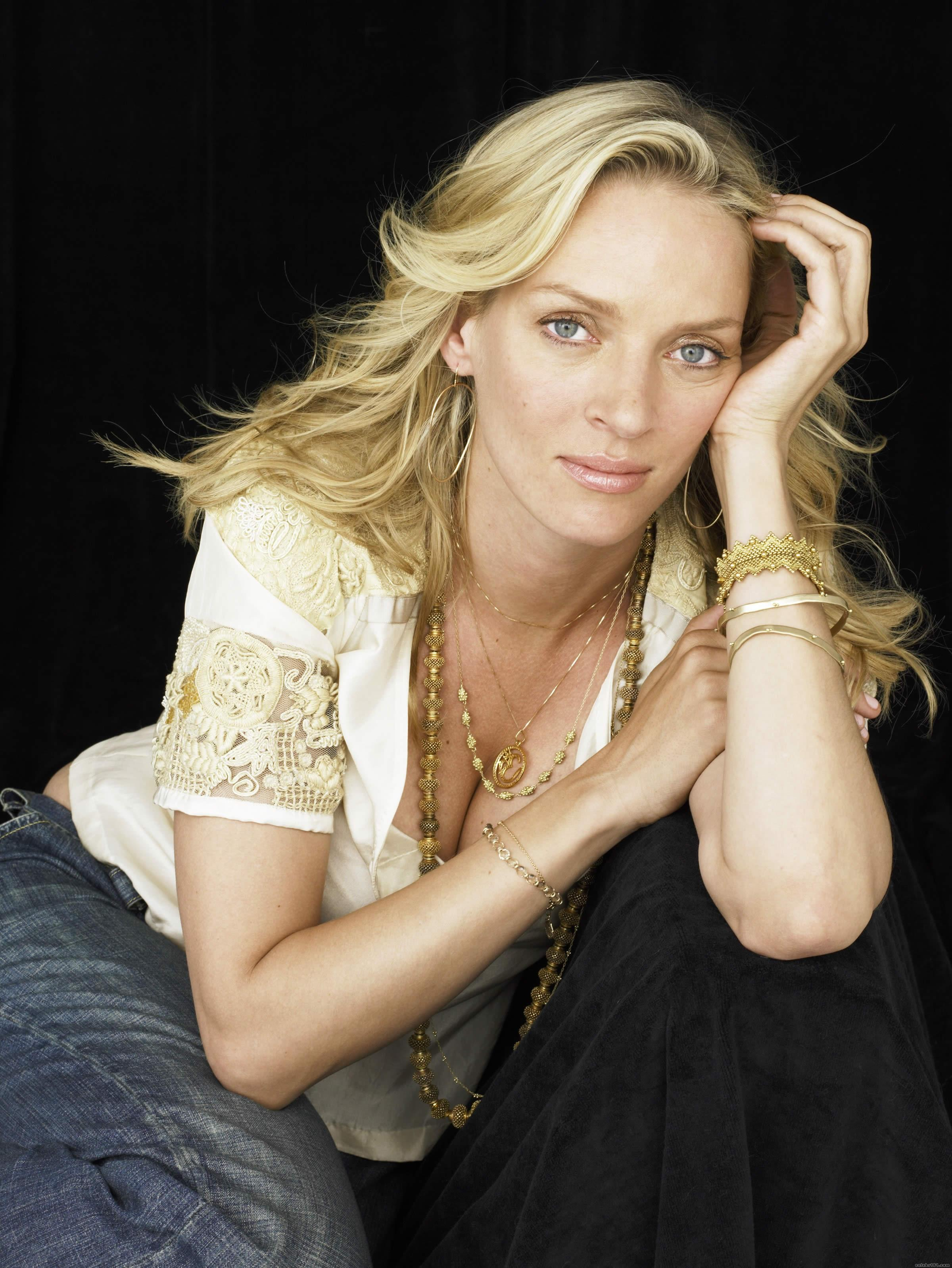 Uma Thurman wallpaper