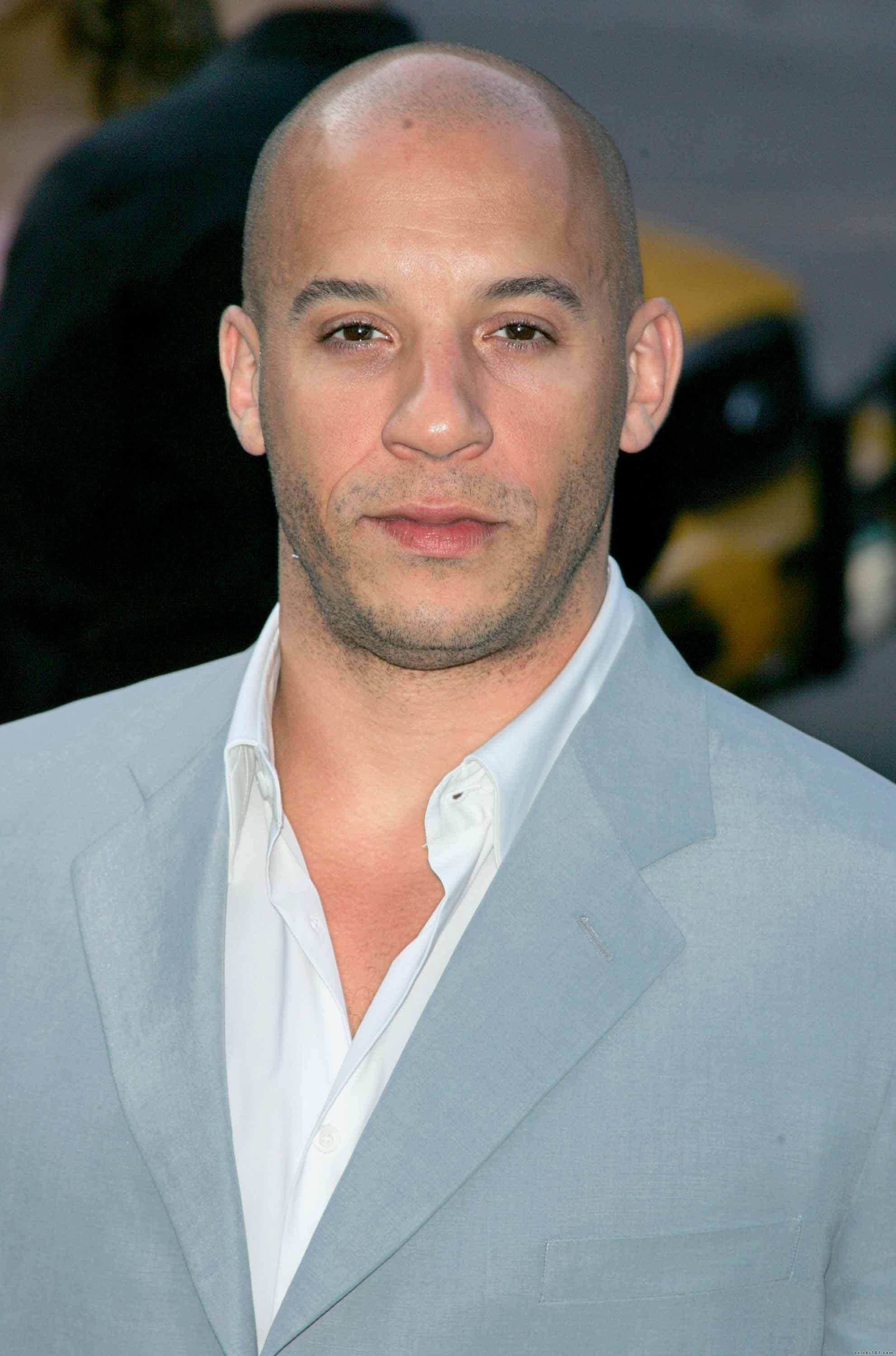 vin diesel Vin diesel is an actor known for the fast and furious franchise the action star's real name is mark sinclair and he was born on july 18, 1967 in california to a single mom, delora sherleen.