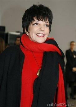 Liza Minnelli plays Broadway's Palace in December