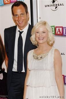 Amy Poehler, Will Arnett expecting first child