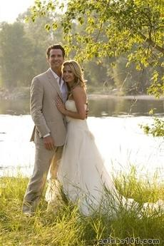 San Francisco Mayor Newsom weds in Montana