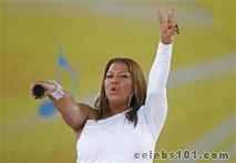 Queen Latifah returns to rap on