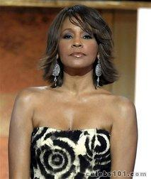 Whitney Houston grants TV interview to Winfrey