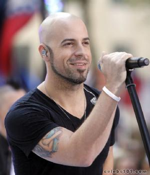 Chris Daughtry to sing at final World Series game