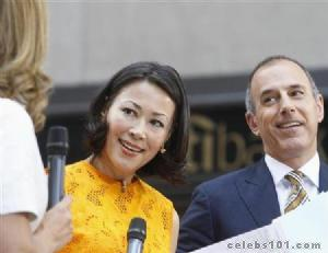 Ann Curry gives tearful farewell to