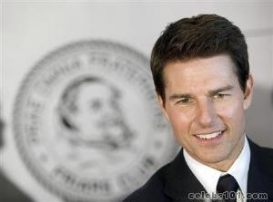 Tom Cruise tops Forbes list of highest paid actors