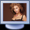 Beyonce Knowles Screen Saver #3