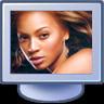 Beyonce Knowles Screen Saver #4