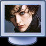 Milla Jovovich Screen Saver #1