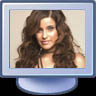 Nelly Furtado Screen Saver #5