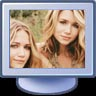 Olsen Twins Screen Saver #1