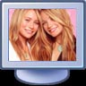 Olsen Twins Screen Saver #6