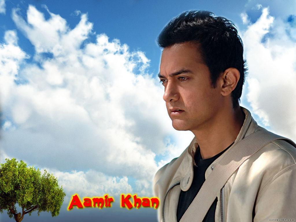 Amir Khan Wallpaper
