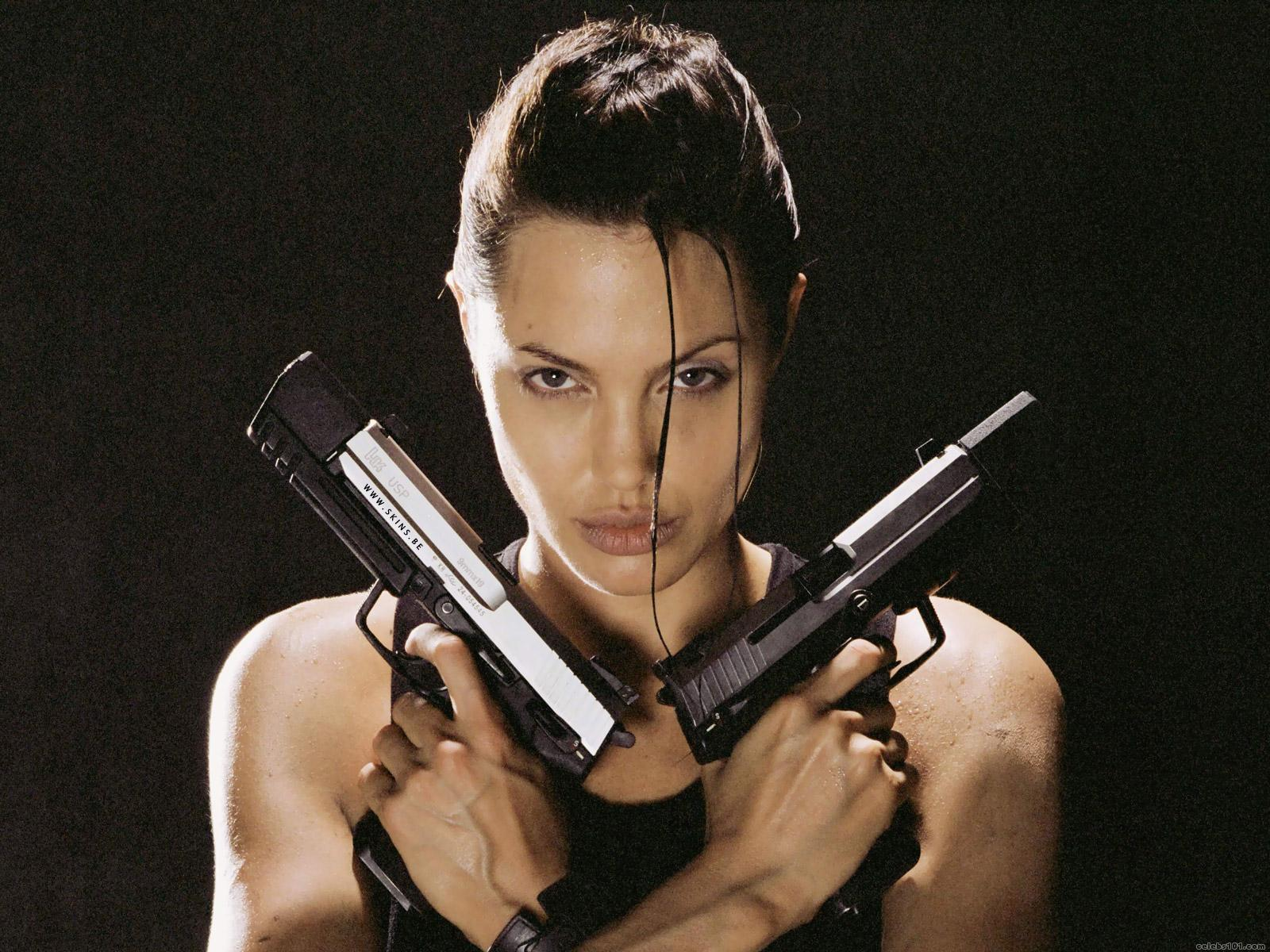rain hot angelina jolie