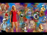 Elena Dementieva wallpaper