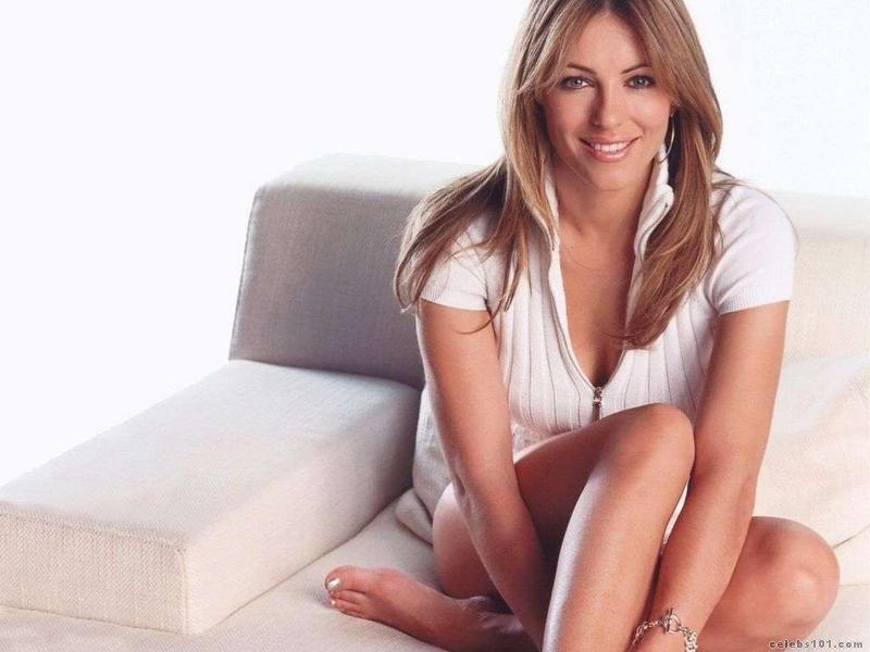 elizabeth hurley wallpaper. Elizabeth Hurley High quality