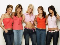 Girls Aloud Wallpaper