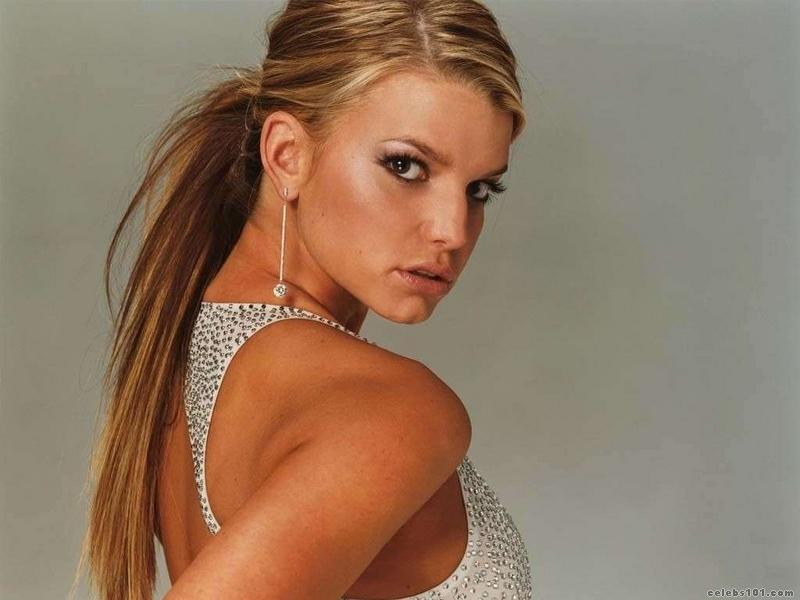 2011 Jessica Simpson hot wallpapers