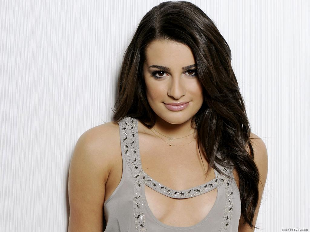 Lea Michele wallpaper