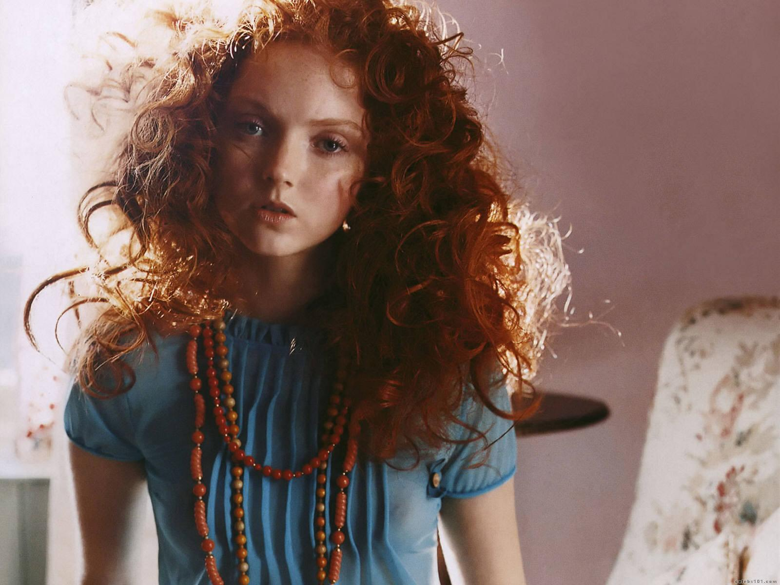 Lily Cole - Beautiful Photos