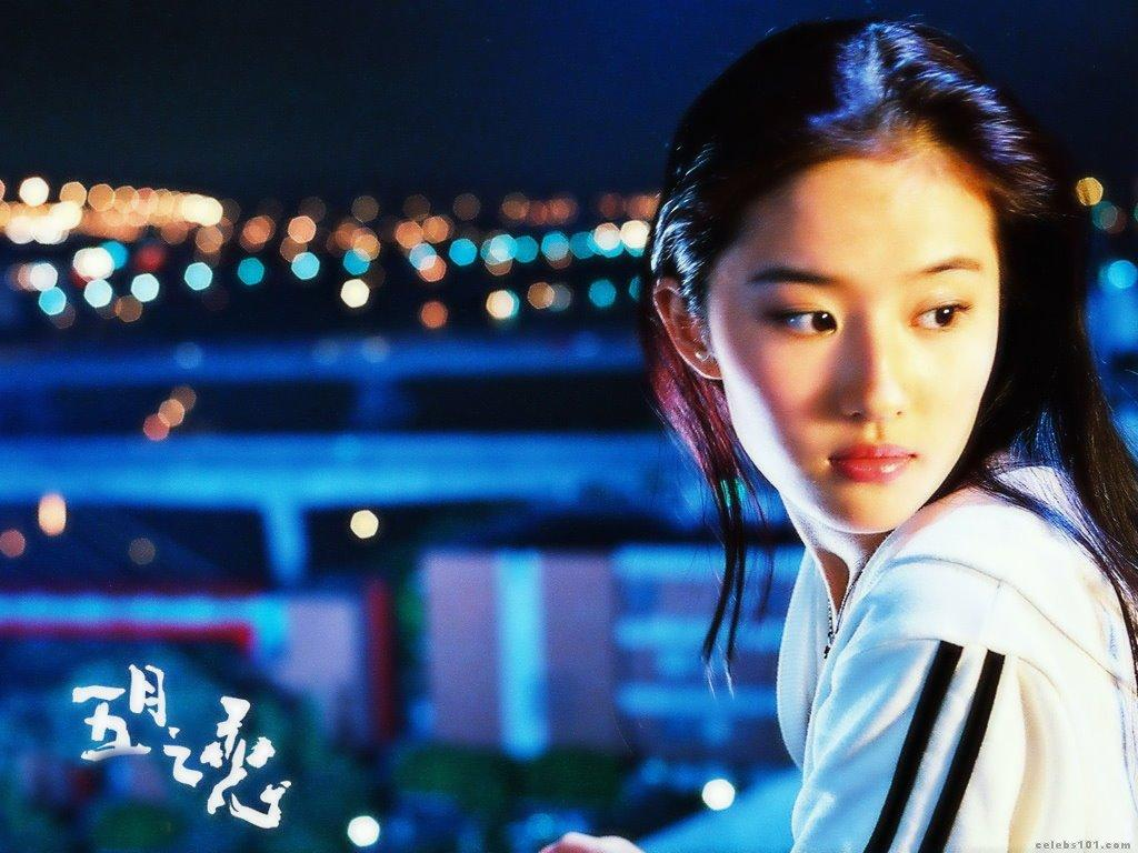 hackrep  Liu Yifei   Photo Actress