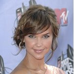 Arielle Kebbel MTV Movie Awards Shoot